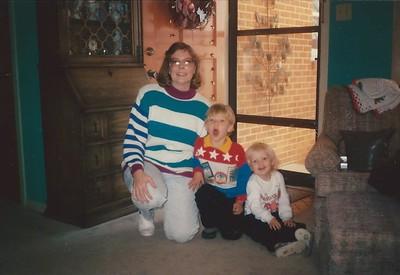 1990 Christmas