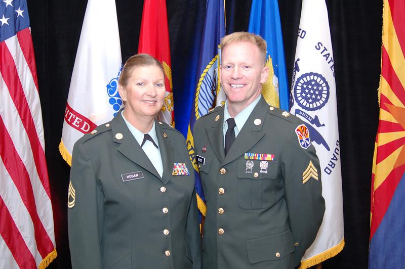 Mary Hogan & Todd Russ
