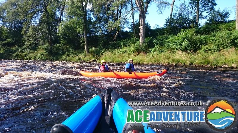 30th Aug 2015 Canoe & Kayak