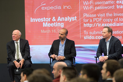 Expedia - Investor Day & Analyst Meeting
