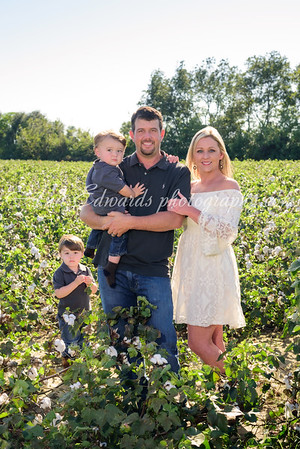 The Coxwell family  |  Sasser, Georgia