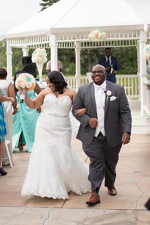 Wedding // Lashondra & Dion