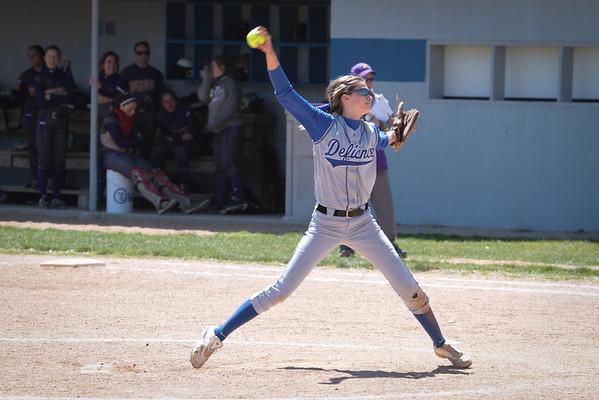 DHS Softball 04-19-2014