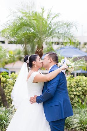 Yessica + Alejandro Wedding