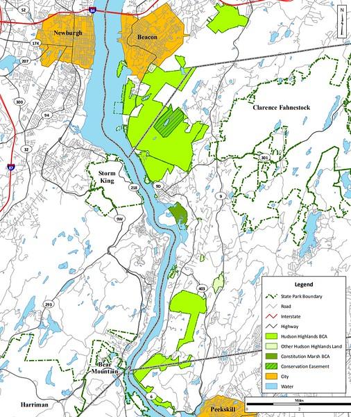 Hudson Highlands State Park Preserve (Bird Conservation Area)