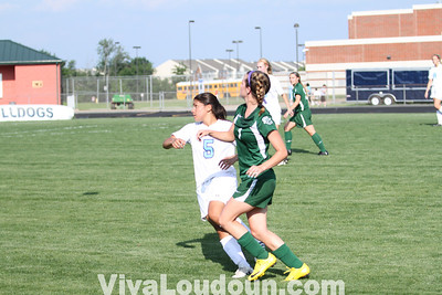 Girls Soccer: Stone Bridge vs. South County - Northern Region