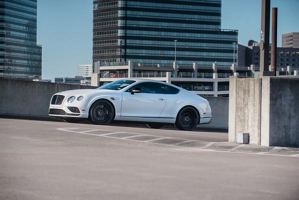 Bentley Continental for EVS Motors x 1212 Wheels