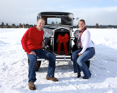 Stadeli Family and White Christmas 2012