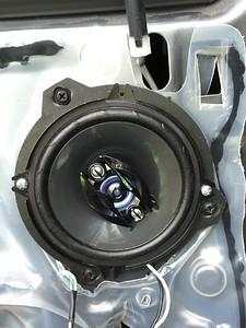 2008 Dodge Ram 1500 Quad Cab Rear Door Speaker Installation - USA