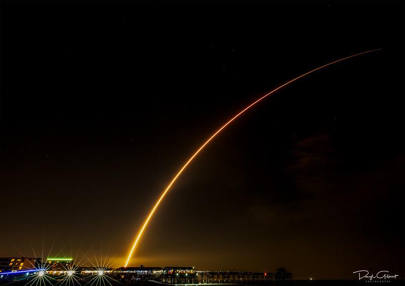 GOES-R Satellite on an Atlas V Booster