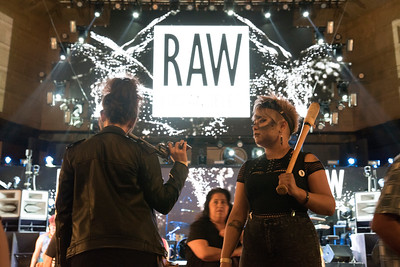 RAW:Los Angeles presents FIXATE