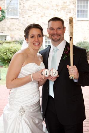 Megan & Brian's Wedding