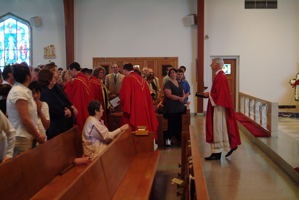 Fr. Carmen's 1st Mass