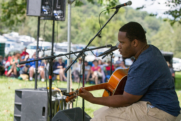 New River Blues Fest - Jontavious Willis