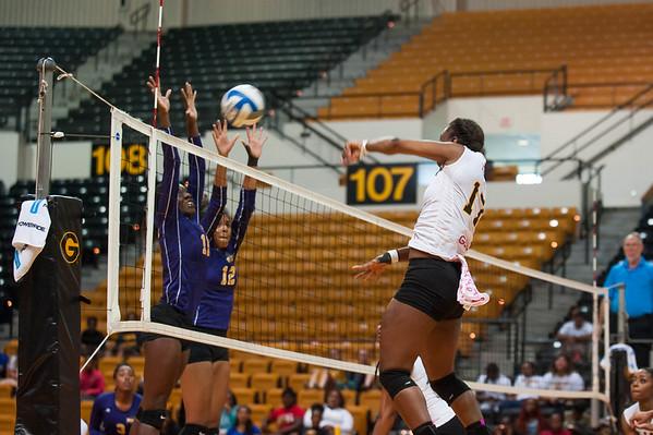 GSU Ladies Volleyball vs PV