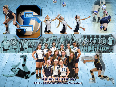 Kalyn Krusinski Collage Review
