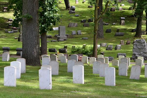 Military Cemeteries [private A LIST]