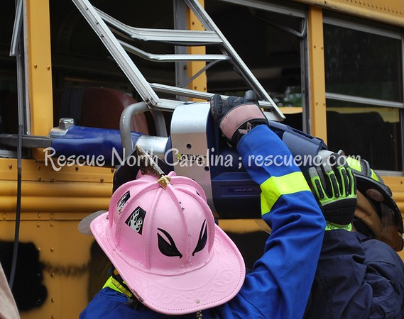 Cold Water VFD; Advanced Bus Extrication Rescue