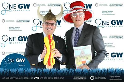 One GW Celebration 2017