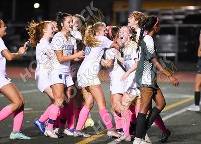 Mansfield - Franklin Girls Soccer 10-20-21