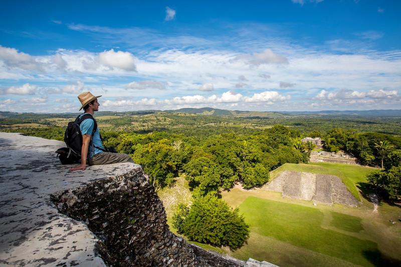 Xunantunich Mayan Ruins in San Ignacio, Belize