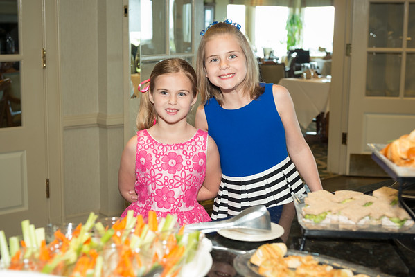 Mother/Daughter Tea and Aerialist lunch