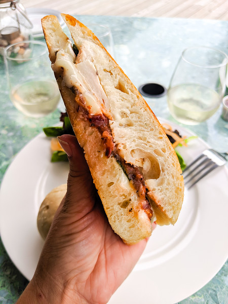 Gaspereau Winery chicken sandwich.jpg