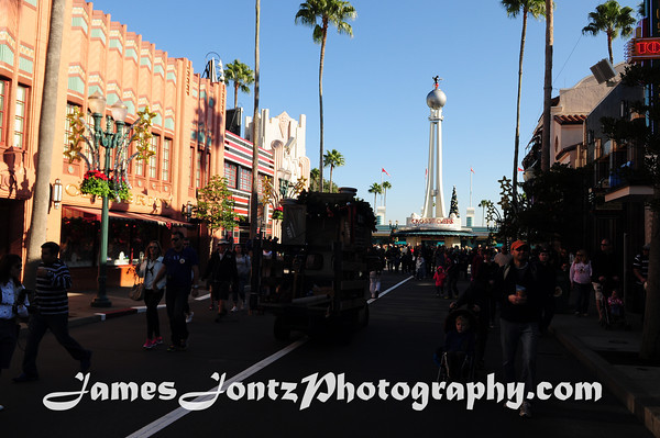 Day Four - Hollywood Studios