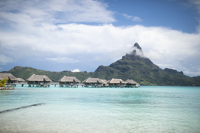 French Polynesia Landscapes