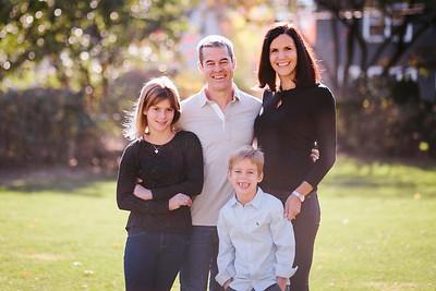 McDonald Family Fall 2016