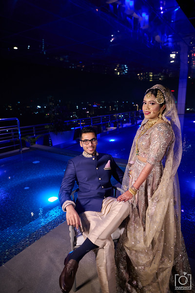 Maliha & Irtifa Wedding