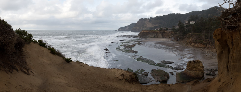 2017-02 Oregon Coast near Devil's Punchbowl