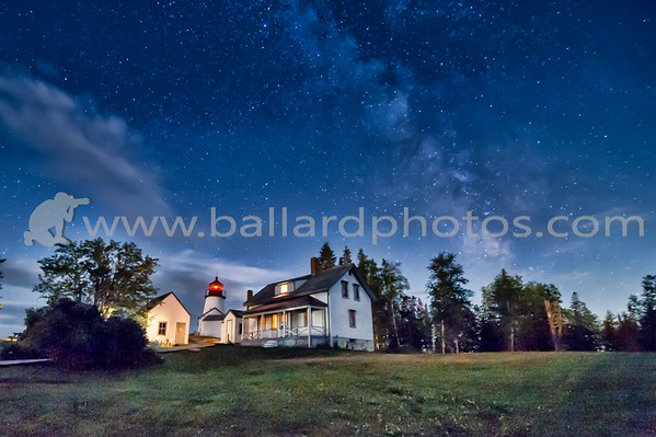 Lighthouses of Maine 2015