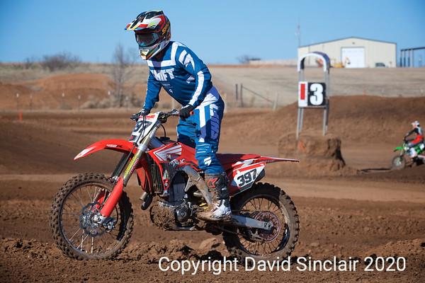 Motocross  David's Sunday