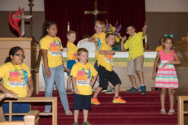 St. John's Vacation Bible School