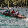 The Thunderchick gets underway at 2011 Lake Tahoe Concours d' Elegance