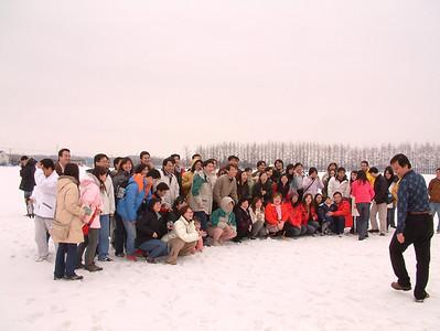 20040330 北海道員工旅遊