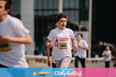 Cursa Baieti 12-14 Ani - Semimaraton Iasi 2019