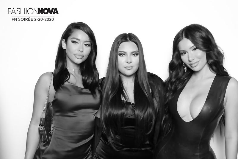 Fashion Nova Soiree (BW SkinGlow Booth)