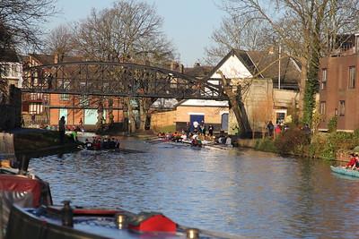Cambridge Rowing Head Dec 2014