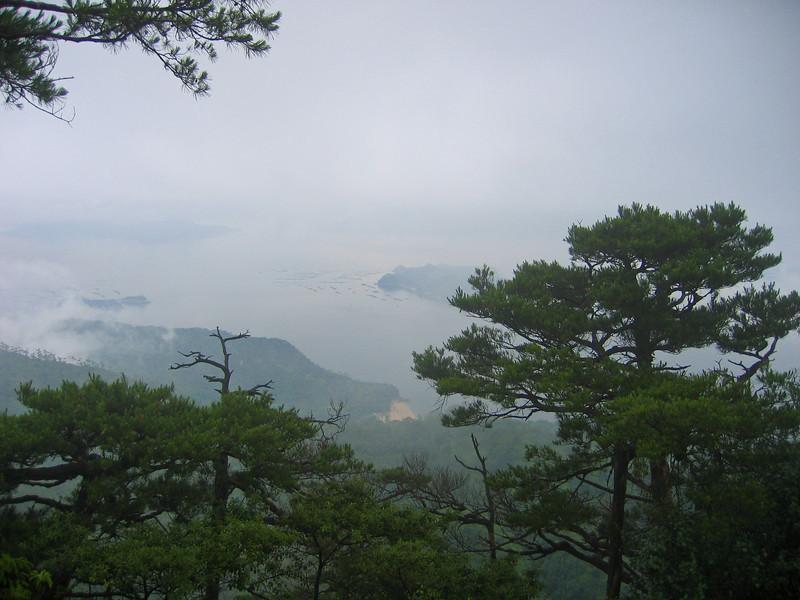 Monkey Mountain 2 - digital photo (Canon S500) - Summer 2006