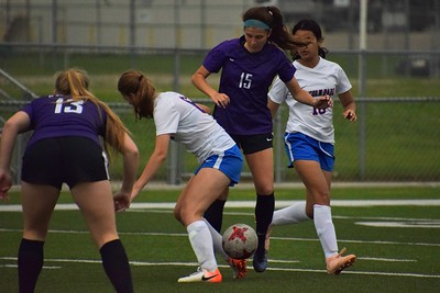 HS Sports - Woodahven vs. Lincoln Park Girls Soccer District 19