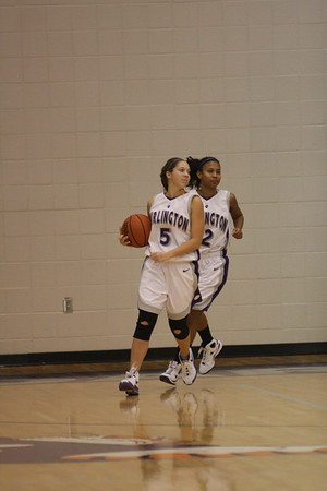 Dar vs Cedartown Varstiy Girls 12-3-08