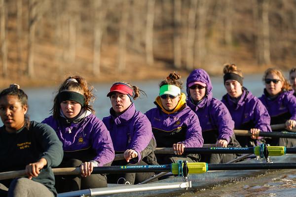 Girls Crew Saturday Practice 3/16/19