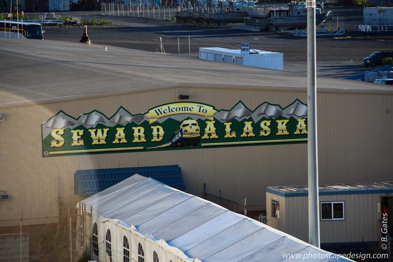 Seward and Anchorage