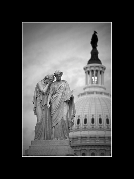Peace Monument, Washington, DC