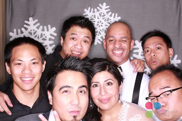 Rosa+Robert Wedding