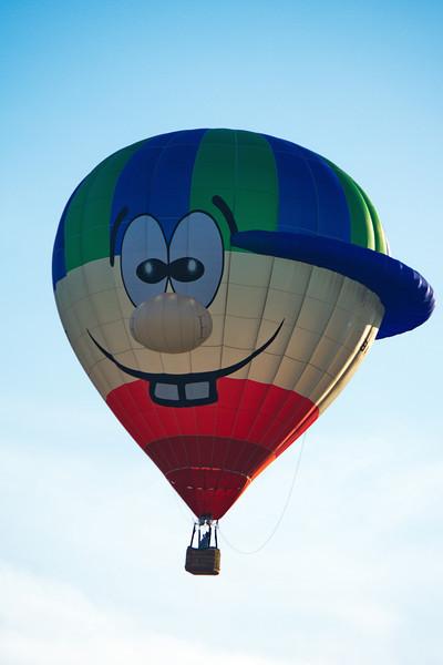 2012 NYS Festival of Balloons - September 1st