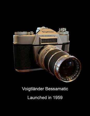 The Bessamatic Voigtländer - Early 1960s
