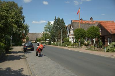 2009-05-31 - Altes Land bis Lühe-Fähre